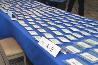 Registration Table